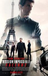 постер к фильму Миссия невыполнима: Последствия (2018)