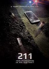 постер к фильму Код 211 (2018)