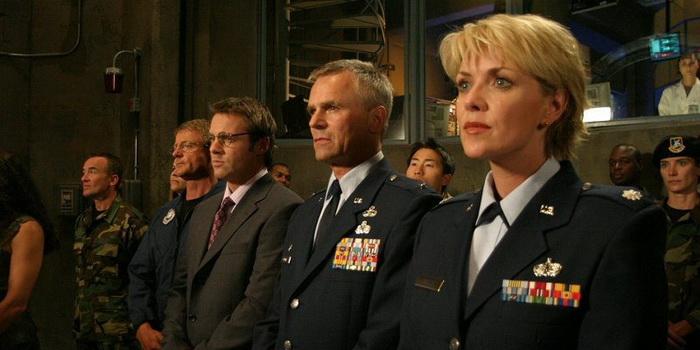 Звездные врата SG-1 (ЗВ-1) (1997)