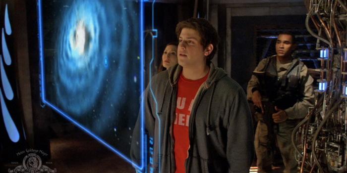 Звездные врата: Вселенная (2010)