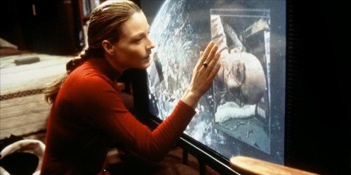 кадр из фильма Контакт (1997)