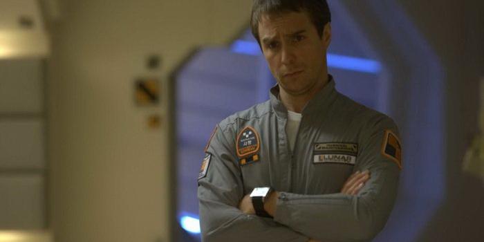 кадр из фильма Луна 2112 (2009)