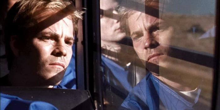 сцена из фильма Преступник (2008)