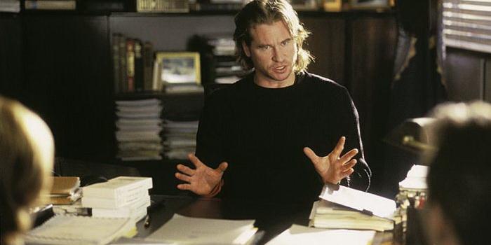 персонаж из фильма Охотники за разумом (2004)