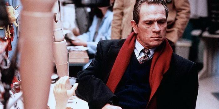 фильм Беглец (1993)