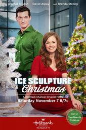 постер к фильму Ледяная скульптура Рождества (2015)