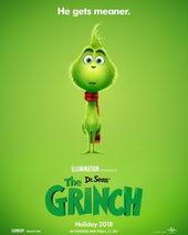 плакат к фильму Гринч (2018)