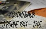 Русское военное кино про Великую Отечественную войну: лучшие художественные и документальные фильмы