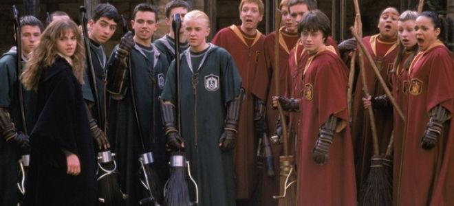 Угадай кадр из Гарри Поттера