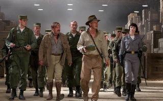 Список фильмов про Индиану Джонса: сколько частей всего по порядку