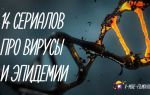 Список лучших сериалов про вирусы и эпидемии
