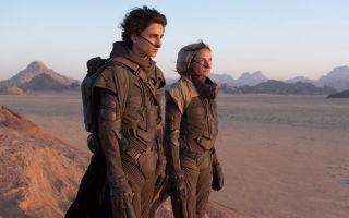 Фильмы фантастика 2021: уже вышедшие новинки