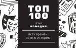 Лучшие комедии всех времен: список топ 100 самых смешных