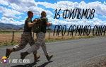 Подборка фильмов про американскую армию
