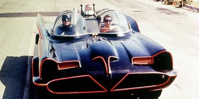 Кадр из фильма Бэтмен (1966)
