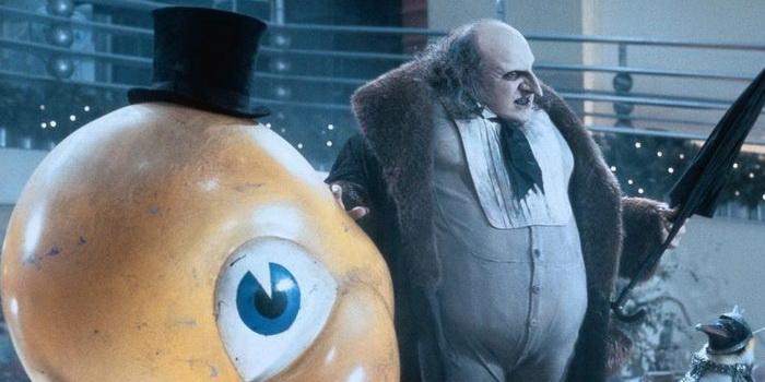Пингвин из фильма Бэтмен возвращается (1992)