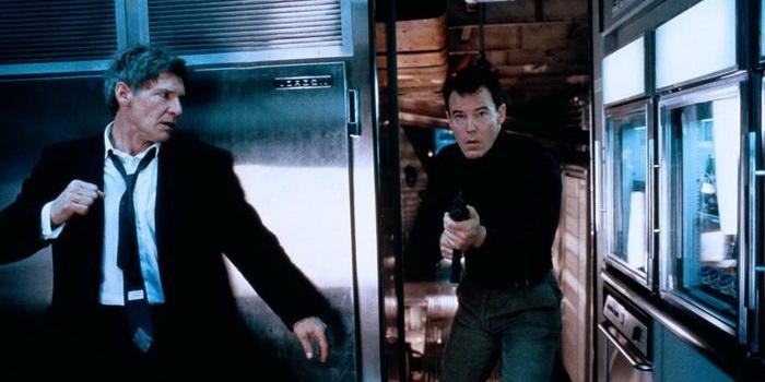Фото из кино Самолет президента (1997)