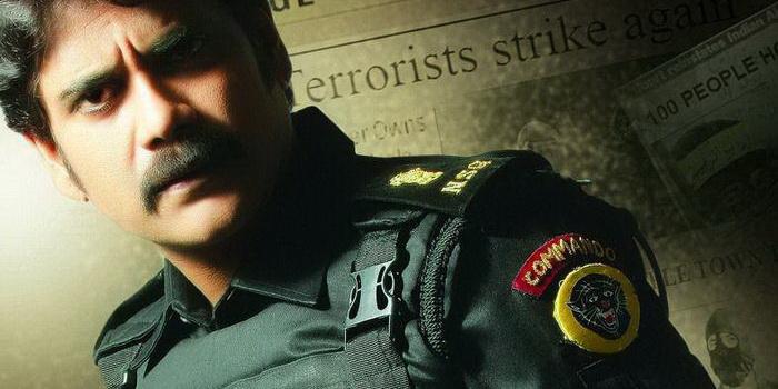 Постер из индийского кино Небеса (2011)