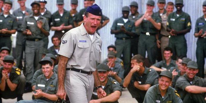 Персонаж из фильма Доброе утро, Вьетнам (1987)