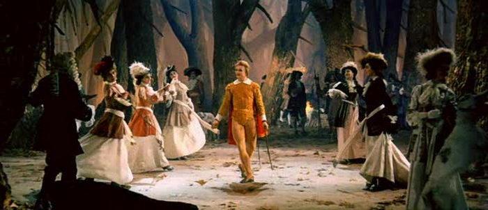 Сцена из Спящей красавицы 1964 года