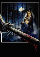 плакат к фильму Серебряная пуля (1985)