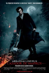фильм Президент Линкольн: охотник на вампиров (2012)