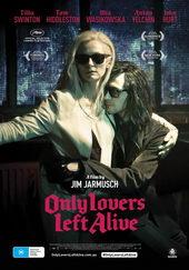 плакат к фильму Выживут только любовники (2014)