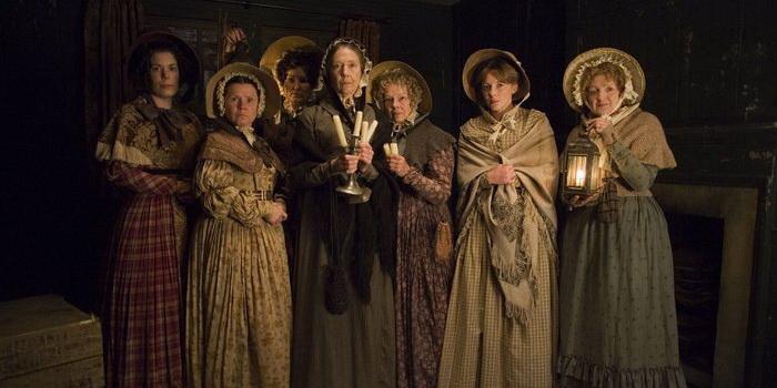 Главные персонажи из сериала Крэнфорд (2007)