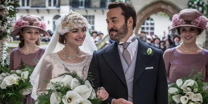 Сцена свадьбы из сериала Мистер Селфридж (2013)