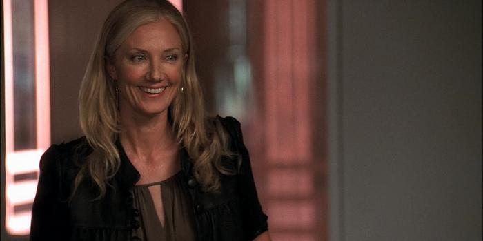 Актриса из сериала Части тела (2003)