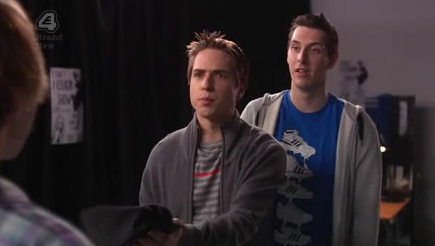 Кадр из фильма Переростки (2008)