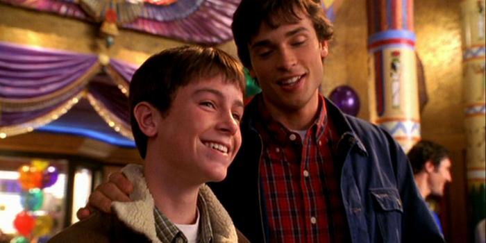 Кадр из сериала Тайны Смолвиля (2001)