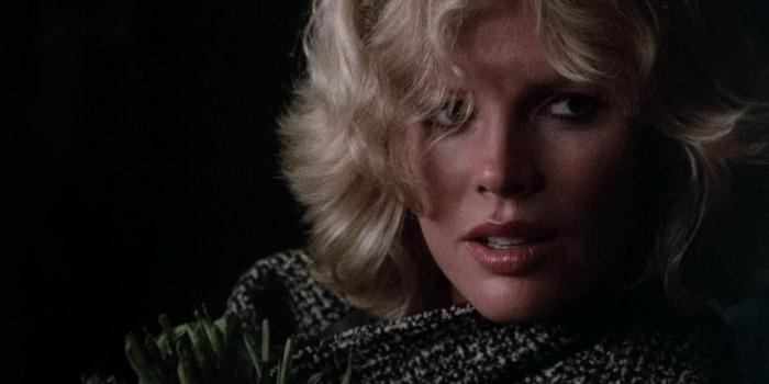 Актриса из кинокартины 9 1/2 недель (1985)