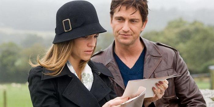 Актеры из фильма P.S. Я люблю тебя