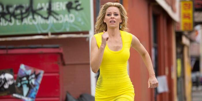 Главная героиня из фильма Блондинка в эфире (2014)