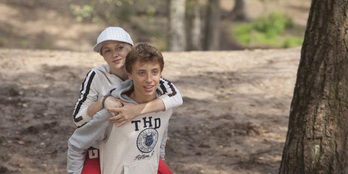 Герои из фильма Хорошие дети не плачут