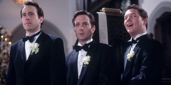 Кадр из фильма Мальчишник 2003 года