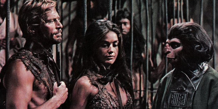 Под планетой обезьян (1970)
