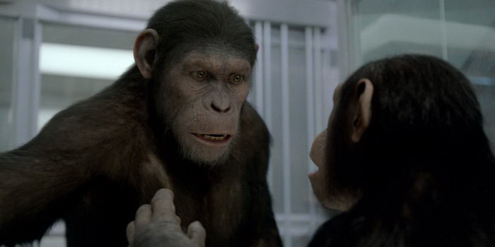Восстание планеты обезьян(2011)