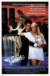 Фотопостер к фильму Всплеск (1984)