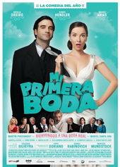 Постер к комедийной мелодраме Моя первая свадьба (2011)