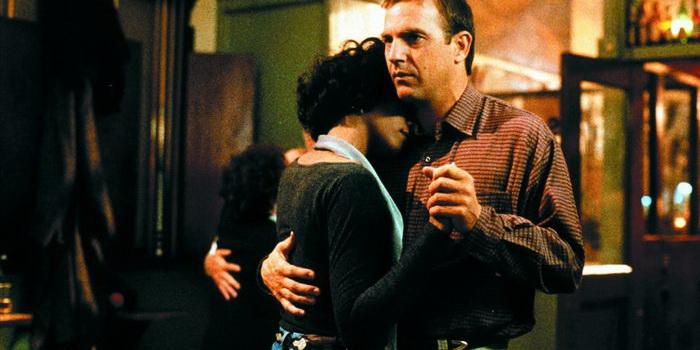 Персонажи из фильма Телохранитель (1992)