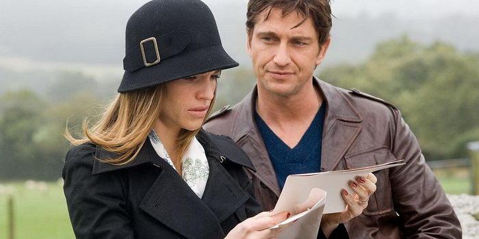 Актеры из кинофильма P.S. Я люблю тебя (2008)