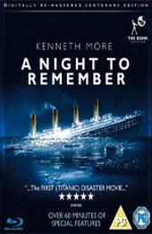 постер к фильму Гибель Титаника (1958)