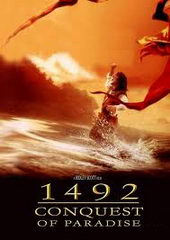 плакат к фильму 1492: Завоевание рая (1992)