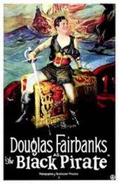 постер к фильму Черный пират (1926)