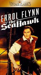 плакат к фильму Морской ястреб (1940)