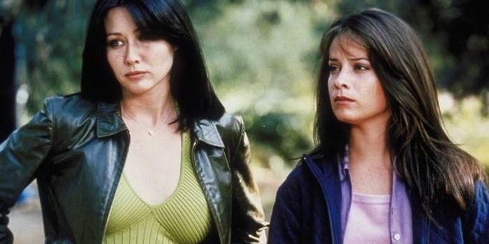 Актрисы из сериала Зачарованные (1998)