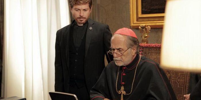 Сцена из тв-сериала Тринадцатый апостол (2012)