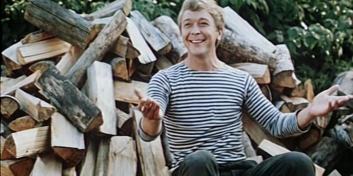 Персонаж из советского кино Трижды о любви (1981)